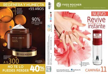 Yves Rocher Catalogo