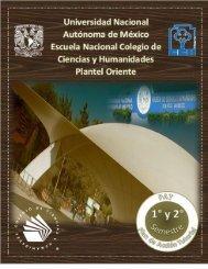 PAT Oriente 1 y 2 semestre primera edición 2016