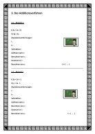 Schrittweises Lösen linearer Gleichungssysteme nach den drei Rechenverfahren - Page 7