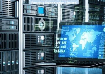 Fortreus Technologies MSSP Brochure