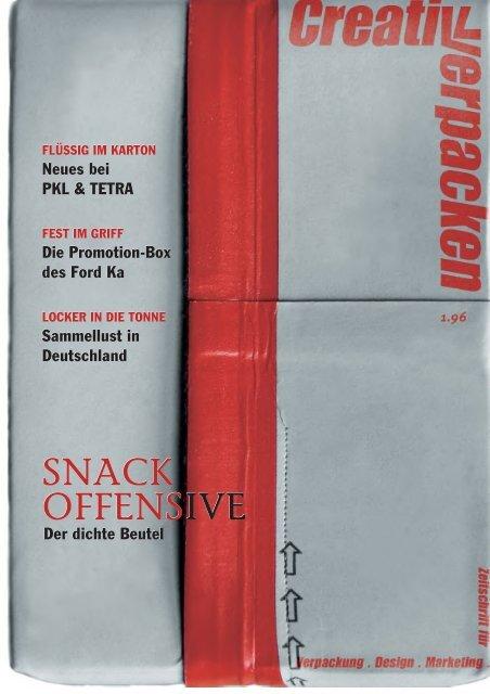 creativ verpacken 1996/1