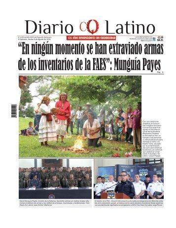 Edición 09 de Agosto de 2016