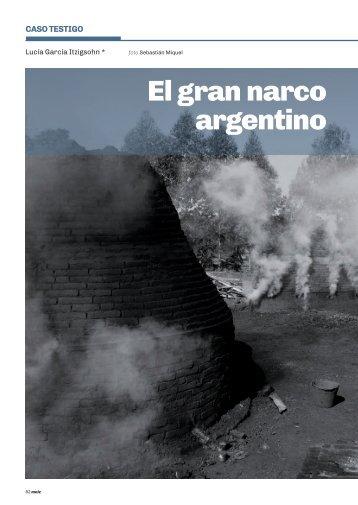 El gran narco argentino