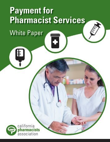 Payment for Pharmacist Services