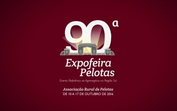 Catálogo 90ª Expofeira Pelotas
