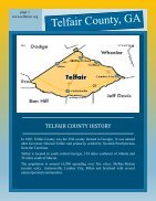 Flip Book Publication Discover Telfair County, GA July 2016 - Page 2