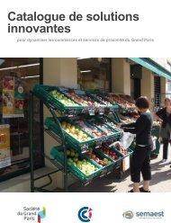 Catalogue de solutions ! ! innovantes