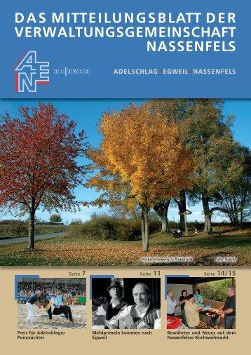 November 2012 - VG Nassenfels
