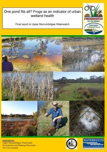 wetland health