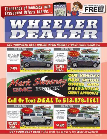 Wheeler Dealer Issue 33, 2016