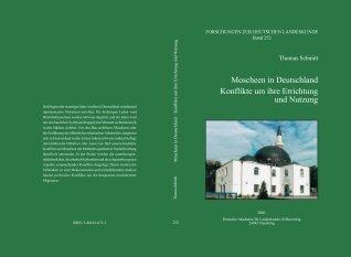 Moscheen in Deutschland Konflikte um ihre Errichtung und Nutzung