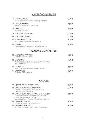Speisekarte 6.2015.numbers-Speisen