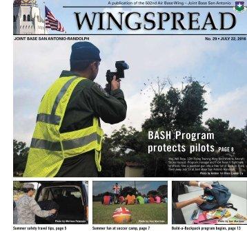 BASH Program protects pilots