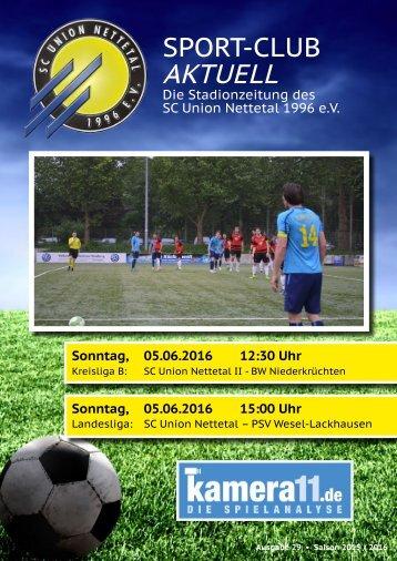 Sport Club Aktuell - Ausgabe 29