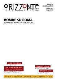 Orizzonte Magazine n°7 Luglio2016
