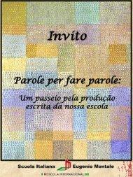 Invito Bienal do Livro