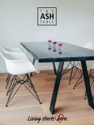 Esstisch Ash