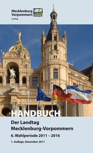 Der Landtag Mecklenburg-Vorpommern - bei Jochen Schulte!