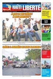 Haiti Liberte 11 Fevrier 2015