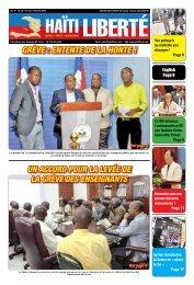 Haiti Liberte 4 Fevrier 2015
