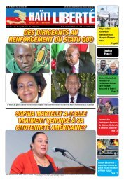 Haiti Liberte 6 Mai 2015