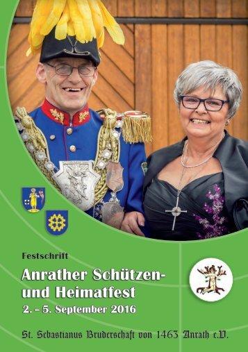 Festschrift 2016