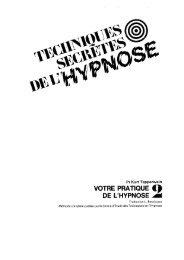 Techniques Secrètes de l'Hypnose _ volume 2