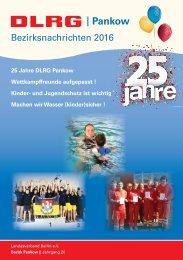 Bezirksnachrichten DLRG-Pankow 2016
