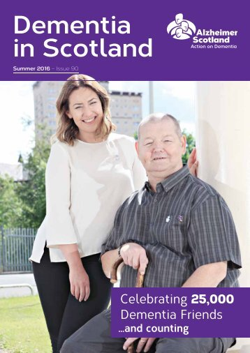 Dementia in Scotland