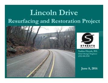 Lincoln Drive