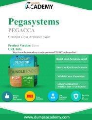 Practice PEGACCA Exam Preparation Material