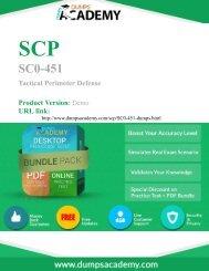 SC0-451 Exam Preparation Material