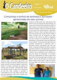 Conquistas e Sonhos de Andrfeza e Jucivaldo: agroecologia em meu quintal