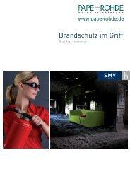 SMV Brandschutz