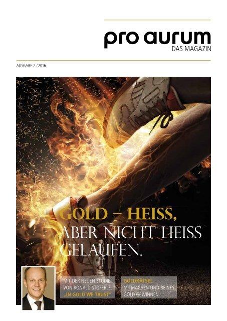 pro aurum Magazin - 2/2016