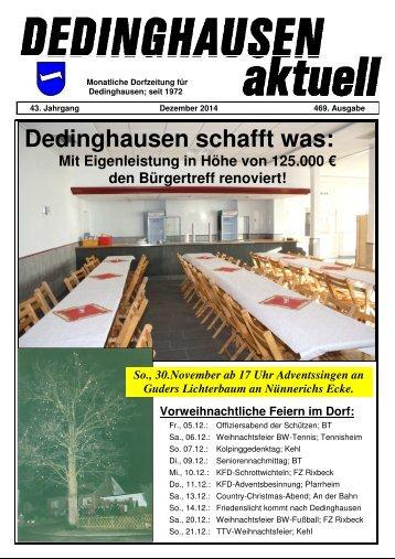 Dedinghausen aktuell 469
