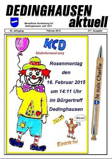 Dedinghausen aktuell 471