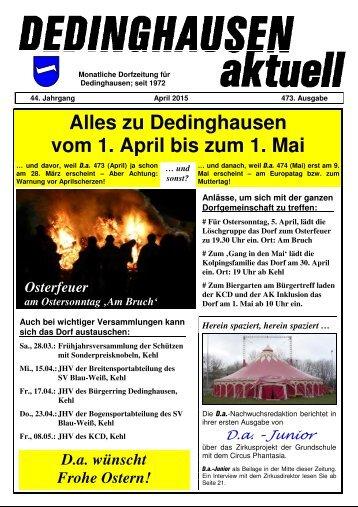 Dedinghausen aktuell 473