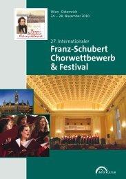 Vienna 2010 - Program Book