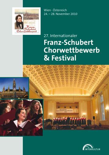 Vienna 2010 - Program Book