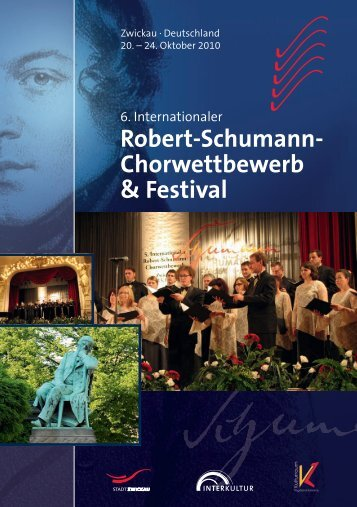 Zwickau 2010 - Program Book