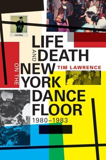 TIM LAWRENCE