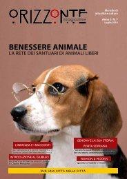 Orizzonte Magazine n°7 Luglio 2016 ok