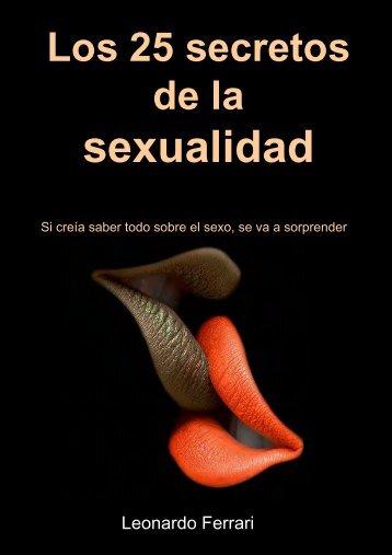 Los 25 Secretos de la Sexualidad - Tus Buenos Libros