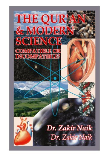 Quran and modern science compatible or incompatible