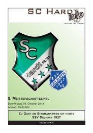 Saison 2013/2014 - Ausgabe 3
