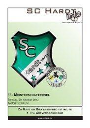 Saison 2013/2014 - Ausgabe 5