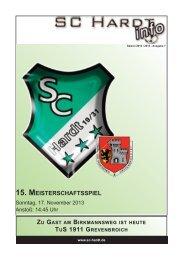 Saison 2013/2014 - Ausgabe 7