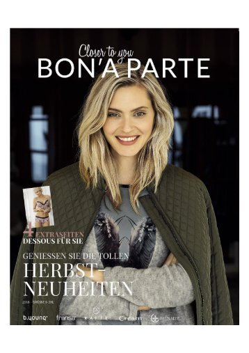 bon a parte herbst_winter 2016