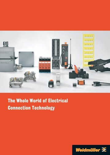 The Whole World of Electrical Connection ... - EXPO21XX.com